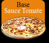 Pizzas Base Sauce Tomate